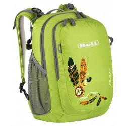 Boll Sioux 15 zelená dětský městský batoh