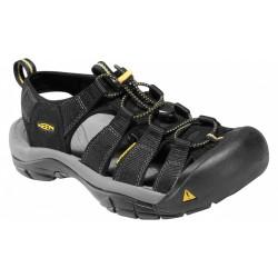 Keen Newport H2 M black pánské outdoorové sandály i do vody