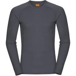 Zajo Bjorn Merino T-shirt LS Gray pánské triko dlouhý rukáv Merino vlna