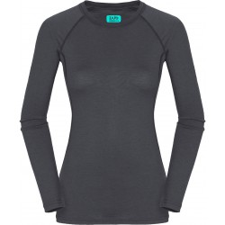Zajo Elsa Merino W Tshirt LS Gray dámské triko dlouhý rukáv Merino vlna