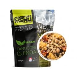 Adventure Menu Tandoori Quinoa VEGAN 1 porce 400g sterilované jídlo na cesty