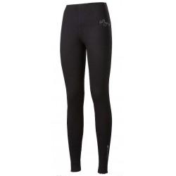 Progress Dry Fast DF SDNZ černá dámské spodky dlouhá nohavice