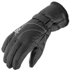 Salomon Force GTX W black 383113 dámské lyžařské rukavice