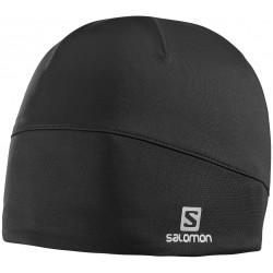 Salomon Active Beanie black 390225 unisex sportovní čepice