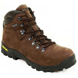 OriocX Vercord Sympatex marrón pánské nepromokavé kožené trekové boty
