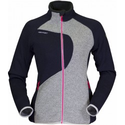High Point Skywool 2.0 Lady Sweater dark blue/grey dámský vlněný svetr Tecnowool