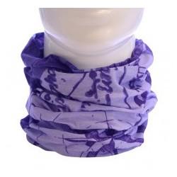 Trekmates Choob Polar Compass Lilac zateplený multifunkční šátek