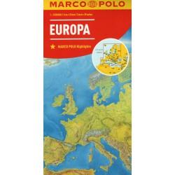 Evropa 1:2 500 000