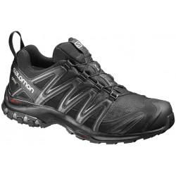 Salomon XA Pro 3D GTX black/magnet 393322 pánské nepromokavé běžecké boty (1)