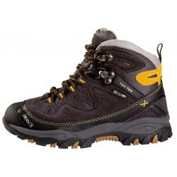 OriocX Najera Kid OCX2Dry gris nino dětské trekové nepromokavé boty