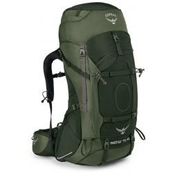 Osprey Aether AG 70 L adirondack green expediční batoh
