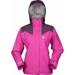 High Point Victoria 2.0 Lady Jacket purple/violet dámská nepromokavá bunda BlocVent 2L