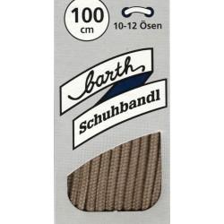 Barth Classic kulaté tenké/100 cm/barva 008 tkaničky do bot