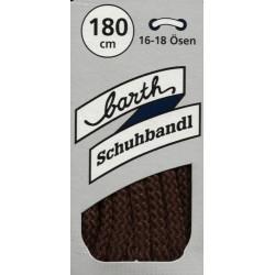 Barth Sport Extra Dick Rund kulaté extra silné/180 cm/barva 033 tkaničky do bot