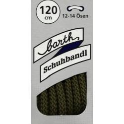 Barth Sport Extra Dick Rund kulaté extra silné/120 cm/barva 043 tkaničky do bot