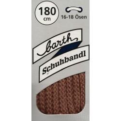 Barth Sport Extra Dick Rund kulaté extra silné/180 cm/barva 030 tkaničky do bot