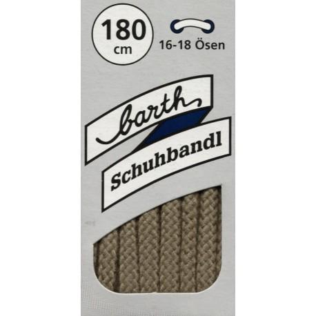 Barth Sport Extra Dick Rund kulaté extra silné/180 cm/barva 011 tkaničky do bot