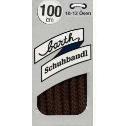 Barth Sport Extra Dick Rund kulaté extra silné/100 cm/barva 033 tkaničky do bot