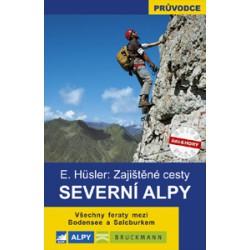 Alpy Zajištěné cesty - Severní Alpy