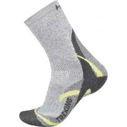 Husky Treking New světle zelená trekové ponožky Thermocool