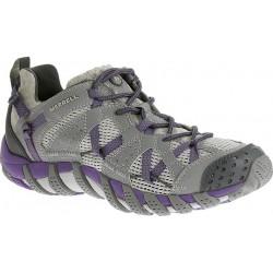 Merrell Waterpro Maipo W grey/royal lilac J65236 dámské nízké prodyšné boty i do vody