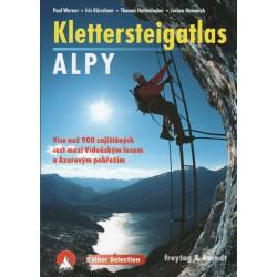 Alpy Klettersteigatlas