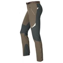 Ferrino Virunga Pant Man iron brown pánské lehké turistické kalhoty