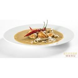 Expres Menu Čertův Kotlík 600g 2 porce sterilované jídlo na cesty (bez přílohy)