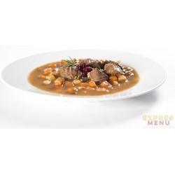 Expres Menu Krakonošova pochoutka 600g 2 porce sterilované jídlo na cesty (bez přílohy)