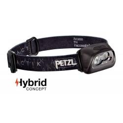 Petzl Actik Hybrid černá čelovka