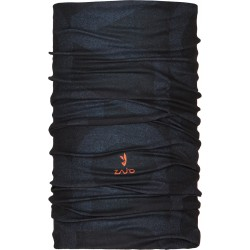 Zajo Unitube Black Logo multifunkční šátek