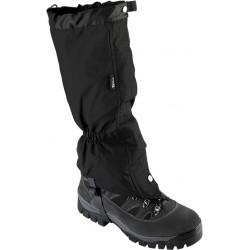 Trekmates Cairngorm Velcro/Zip GTX černá turistické nepromokavé návleky Cordura