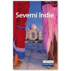 Severní Indie - průvodce Lonely Planet