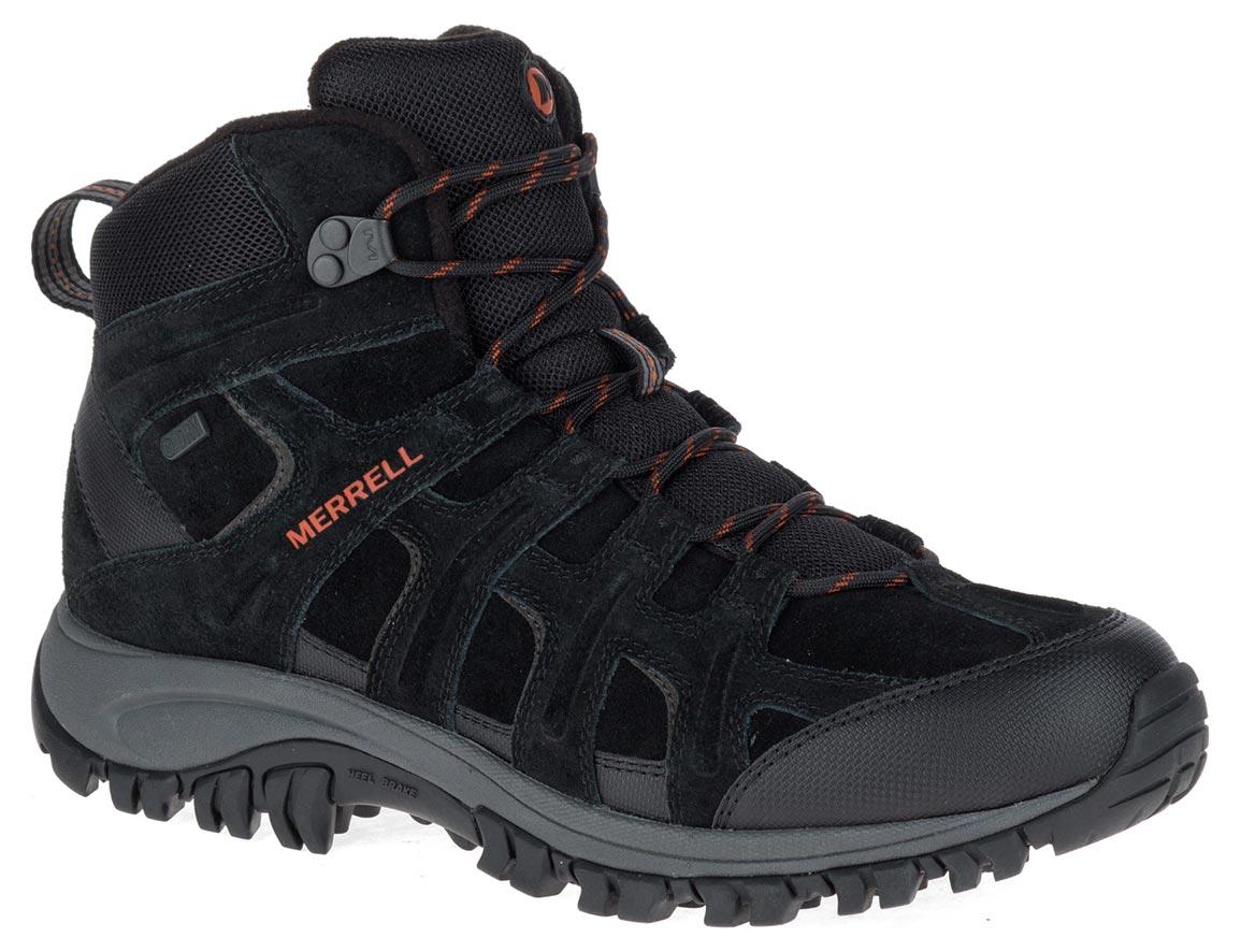 25565a8562 Merrell Phoenix 2 Mid Thermo WTPF black J09599 pánské zimní nepromokavé boty