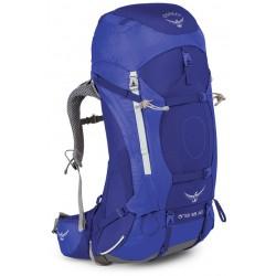 Osprey Ariel AG 55l WM tidal blue dámský expediční batoh