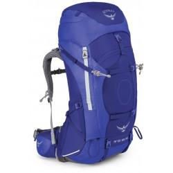 Osprey Ariel AG 65l WM tidal blue dámský expediční batoh