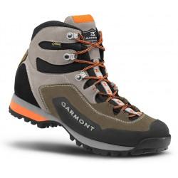 Garmont Dragontail Hike GTX brown/orange pánské nepromokavé kožené trekové boty