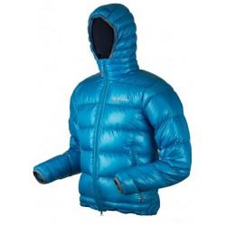 Sir Joseph Koteka Man modrá pánská ultralehká zimní péřová bunda Pertex Quantum Y