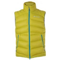 Sir Joseph Kelut Vest Man citrusová pánská péřová vesta