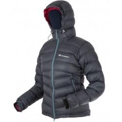 Sir Joseph Topaz Lady tmavě šedá dámská zimní péřová bunda