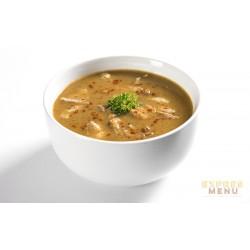 Expres Menu Dršťková polévka 600 g 2 porce sterilované jídlo na cesty