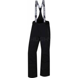 Husky Goilt M DOPRODEJ černá pánské nepromokavé zimní lyžařské kalhoty HuskyTech 15000