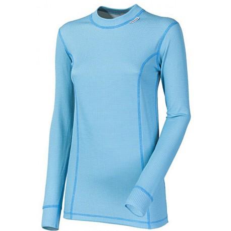 Progress Micro Sense MS NDRZ světle modrá dámské triko dlouhý rukáv