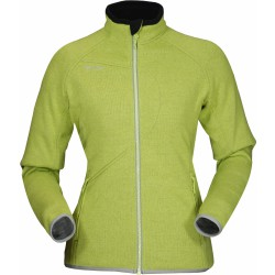 High Point Skywool 2.0 Lady lime green dámský vlněný svetr Tecnowool