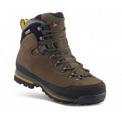 Garmont Nebraska GTX dark brown pánské nepromokavé kožené trekové boty