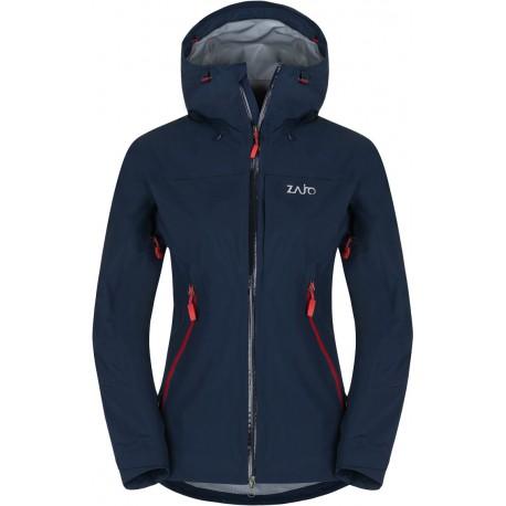 Zajo Garmish Neo W Jkt navy blue dámská nepromokavá bunda
