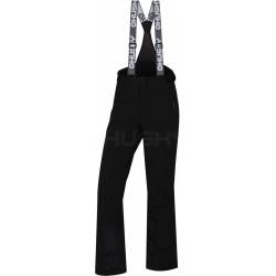 Husky Goilt L černá dámské nepromokavé zimní lyžařské kalhoty HuskyTech 15000