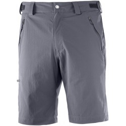 Salomon Wayfarer Short M ombre blue 393186 pánské lehké softshellové šortky