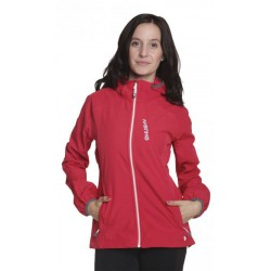 Husky Beky červená dámská softshellová bunda Extend-Plus Softshell 5000