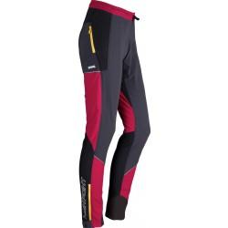 High Point Gale Lady Pants carbon/cerise dámské softshellové kalhoty